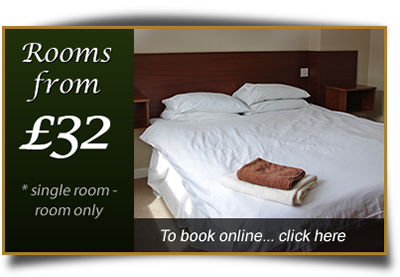 Fitzwilliam Arms Hotel: Hotel Rooms Rotherham